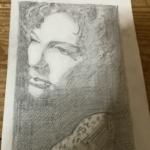 影の描き方の練習