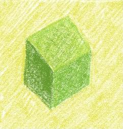 色鉛筆画の練習2